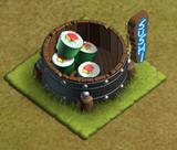 Sushi Storage lvl 5
