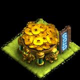 Gold bank lvl 10