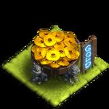 Gold bank lvl 1