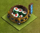 Sushi Storage Lvl 9
