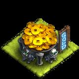 Gold bank lvl 5