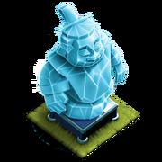 Training statue lvl 6 diamond