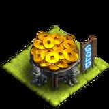 Gold bank lvl 3