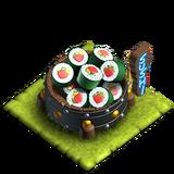 Sushi storage lvl 6