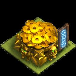 Gold bank lvl 12