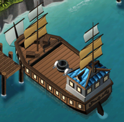 Ship lvl 2