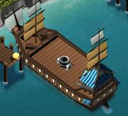 Ship lvl 3
