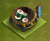 Sushi Storage lvl 8