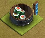 Sushi Storage lvl 4