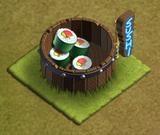 Sushi Storage lvl 2