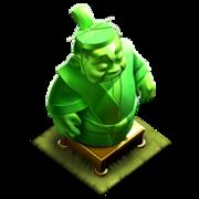 Training statue lvl 4 jade