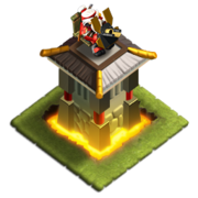 Sensei tower lvl 3 powerful