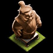 Training statue lvl 1 wood