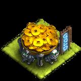 Gold bank lvl 6