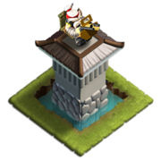 Sensei tower lvl 1 basic