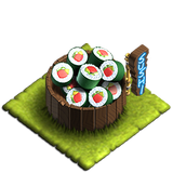 Sushi storage lvl 1