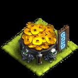 Gold bank lvl 4