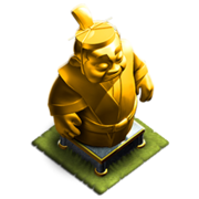Training statue lvl 3 gold