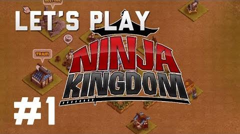 Ninja Kingdom - 01 Stratergy Browser Game