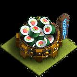 Sushi storage lvl 11