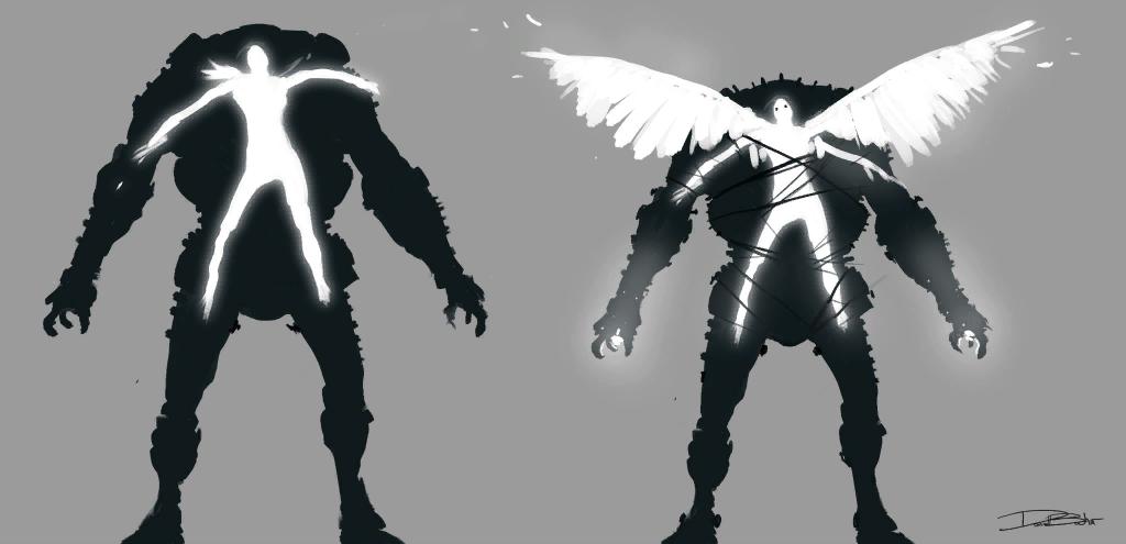 Devil May Cry Bob Barbas: Изображение - Ран концепт. нереализ демон.png