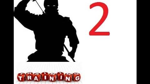 Ninja Traning - Lesson 2