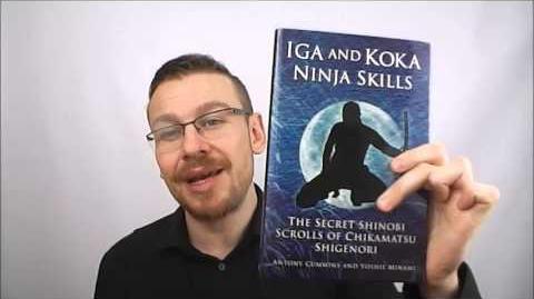 The Three Great Ninja Manuals