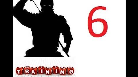 Ninja Training - Lesson 6