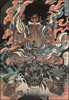 Kidomaru demons