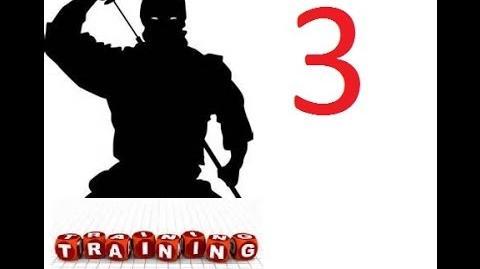 Ninja Training - Lesson 3