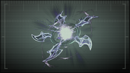Lightning Shuriken Lvl 3