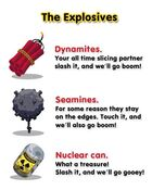 TheExplosives