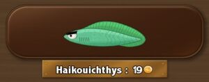 Kaikouichthys