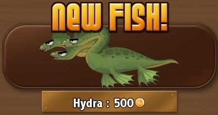 hydra fish