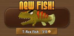 T-Rex Fish