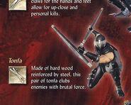 NG2 Render Char Ryu 02 Weapon 5T