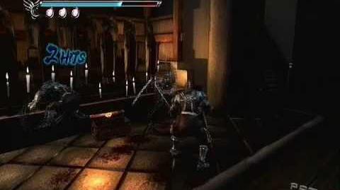 Ninja Gaiden Sigma 2 Demo - Ryu Gameplay
