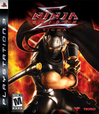 Ninja Gaiden Sigma BoxCover