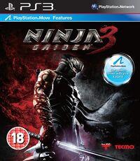 Ninja gaiden 3 ps3art