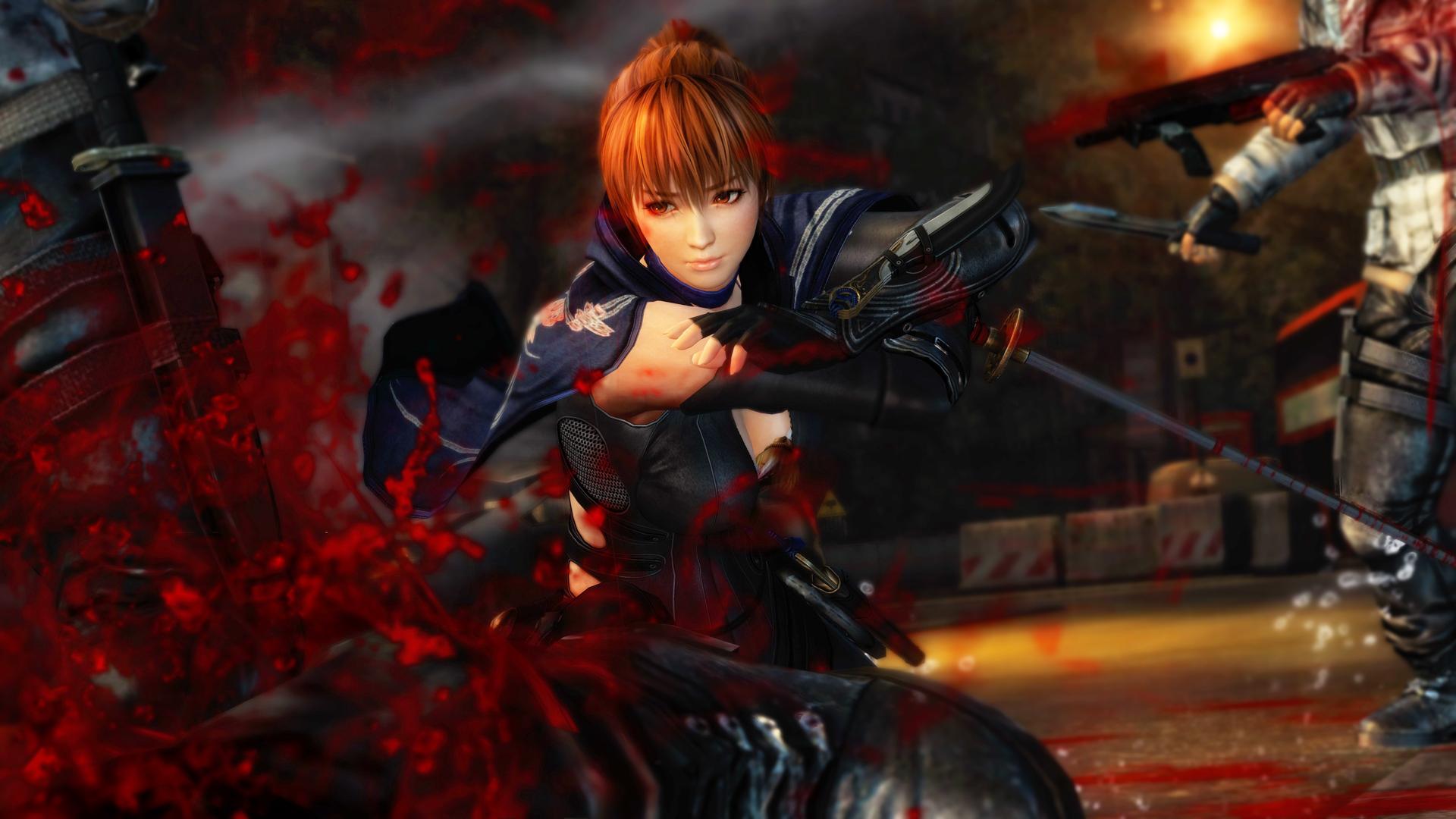 image - kasumi-ninja-gaiden-3-razors-edge-03 | ninja gaiden wiki