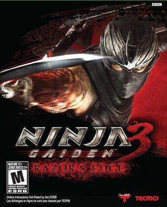 Ninja Gaiden 3 Razor S Edge Ninja Gaiden Wiki Fandom
