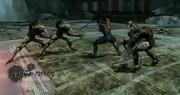 Ryu vs Celsus Fiends