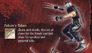 NG2 Render Char Ryu 02 Weapon 4FT