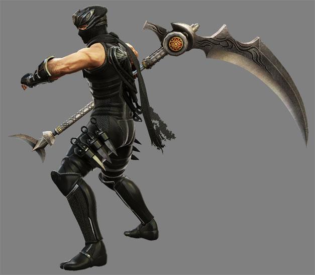 Warriors Orochi 3 Ultimate Ryu Hayabusa: Image - Ng3scythe.jpg