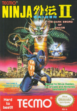 Ninja Gaiden Ii The Dark Sword Of Chaos Ninja Gaiden Wiki Fandom