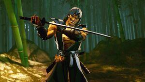 The Tempest Blade