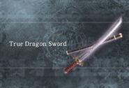 True dragon sword
