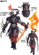 NG2 Art Boss Genshin 1z Design