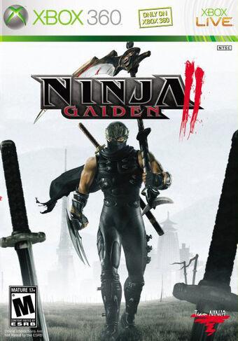 Ninja Gaiden Ii Ninja Gaiden Wiki Fandom