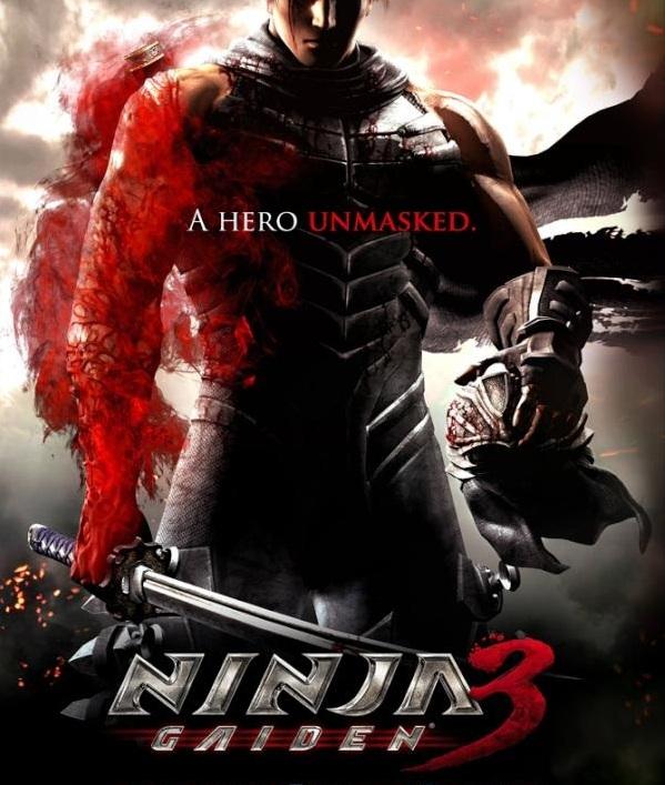 Warriors Orochi 3 Ultimate Ryu Hayabusa: Image - Ninja Gaiden 3 Poster.jpg